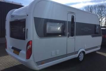 Wohnmobil mieten in Helmond von privat | Hobby Hobby caravan