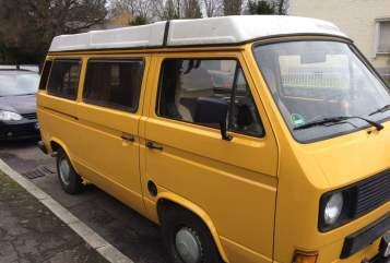 Wohnmobil mieten in Erlensee von privat | Volkswagen Mr. Bumblebee