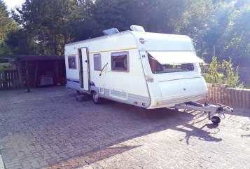 Wohnmobil mieten in Weißensee von privat | Bürstner Maritima