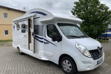 Wohnmobil mieten in Bad Segeberg von privat | Ahorn AHORN T660