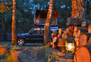 Wohnmobil mieten in Barneveld von privat | Land Rover VAN HET PAD 00