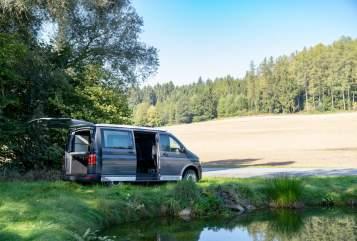 Wohnmobil mieten in Freising von privat | VW Lion B