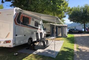 Wohnmobil mieten in Friesenheim von privat | Weinsberg  DER NEUE