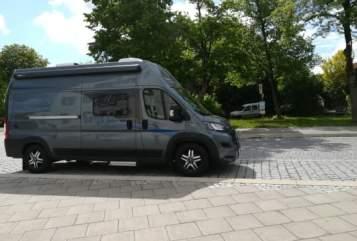 Wohnmobil mieten in Schrobenhausen von privat | Knaus Tabbert Capricorn
