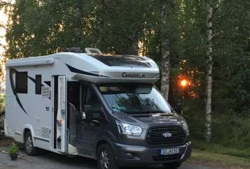 Wohnmobil mieten in Rackwitz von privat | Chausson Windjäger