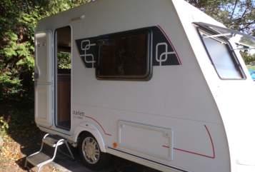 Wohnmobil mieten in Langenfeld von privat | Sterckeman Knuddelmobil