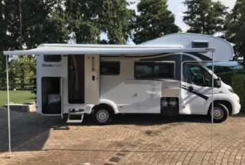 Wohnmobil mieten in Haarsteeg von privat | Glücksmobil A 72 Dethleffs A72