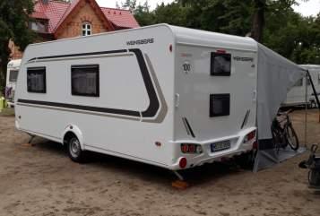 Wohnmobil mieten in Karlskron von privat | Knaus Weinsberg