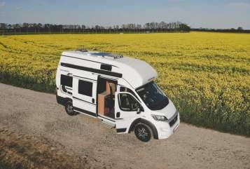 Wohnmobil mieten in Leipzig von privat | Weinsberg  Achim