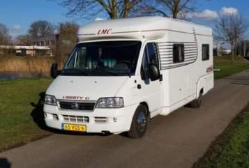 Wohnmobil mieten in Hengelo von privat | LMC Liberty LMC (Automaat)