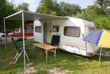 Wohnmobil mieten in Bad Oeynhausen von privat | Knaus Klaus