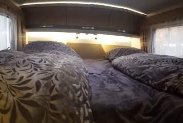 Wohnmobil mieten in Oberhausen von privat | Adria Premium Camper