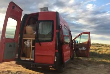 Wohnmobil mieten in Regensburg von privat | Opel  Dino