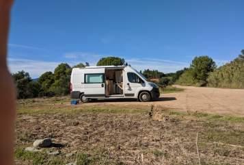 Wohnmobil mieten in Waldbronn von privat | Fiat Nele