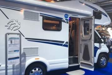 Wohnmobil mieten in Wesseling von privat | Knaus Luxus Knausi
