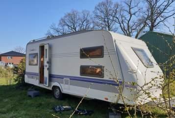Wohnmobil mieten in Alveslohe von privat | Hobby Olaf