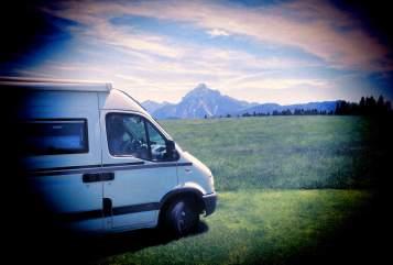 Wohnmobil mieten in Nierstein von privat | Opel Martina Camper