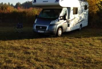Wohnmobil mieten in Wuppertal von privat | Knaus Loh-Mobil