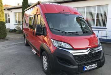 Wohnmobil mieten in Kreis Iserlohn von privat | Pössl MiWi 4404