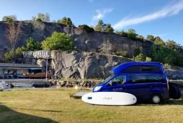 Wohnmobil mieten in München von privat | Ford Giuseppe