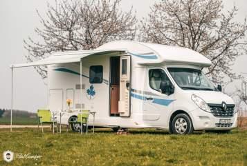 Wohnmobil mieten in Rodewisch von privat | Renault/Ahorn HaSi