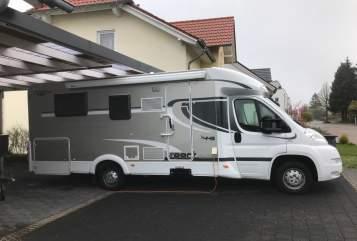 Wohnmobil mieten in Mandelbachtal von privat | Carrado  Dampfer