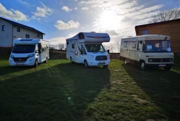 Wohnmobil mieten in Selent von privat | Challenger John Boy