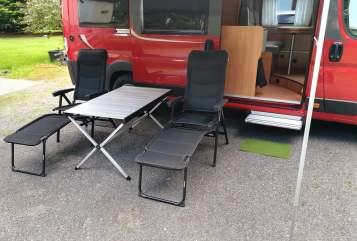 Wohnmobil mieten in Talling von privat | Pössl Hannibal