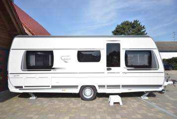 Wohnmobil mieten in Isselburg von privat | Fendt Felix II