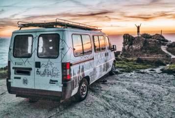 Wohnmobil mieten in Neustadt b. Coburg von privat   Fiat Nicki
