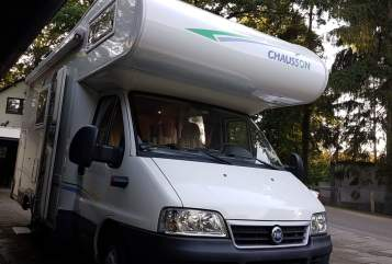 Wohnmobil mieten in Lüneburg von privat | Fiat Chauson  Q 222