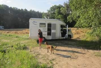 Wohnmobil mieten in Breda von privat | Rimor Blue-Camp   Sky 11 Rimor