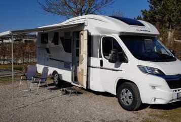 Wohnmobil mieten in Böblingen von privat | Adria Matrix