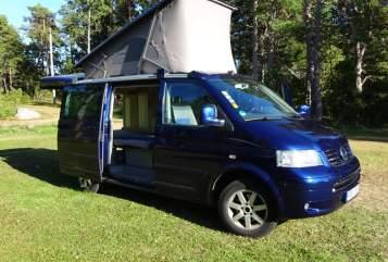 Wohnmobil mieten in München von privat | Volkswagen FideliBus