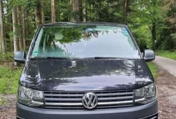 Wohnmobil mieten in Göppingen von privat | VW Black Pearl