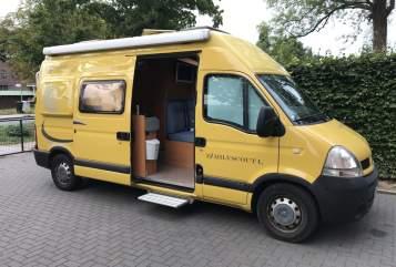 Wohnmobil mieten in Elmshorn von privat | Globecar BIBO