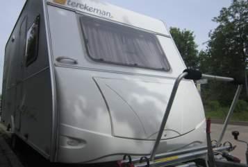 Wohnmobil mieten in Fürth von privat   Sterkemann Wohnwagen Lea