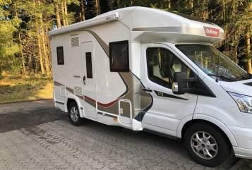 Wohnmobil mieten in Wipperfürth von privat | Challenger Villamobil