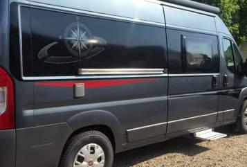 Wohnmobil mieten in Dresden von privat | Hobby / Fiat Ducato Paul