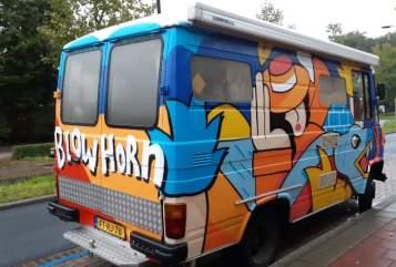 Wohnmobil mieten in Voorschoten von privat | Mercedes Maui