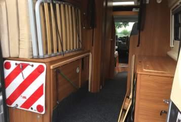 Wohnmobil mieten in Sambeek von privat | Pössl Buscamper