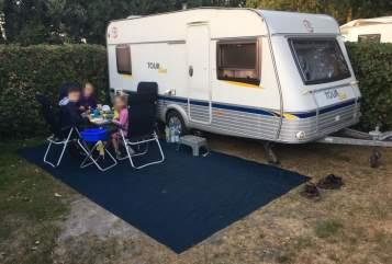 Wohnmobil mieten in Gera von privat | TEC Rubi