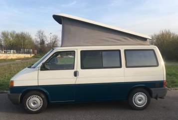 Wohnmobil mieten in Dresden von privat | VW Calli