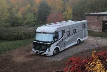 Wohnmobil mieten in Blankenheim von privat | Dethleffs Diavolo