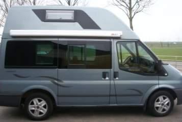 Wohnmobil mieten in Montfoort von privat | Ford Transit Ford Nugget