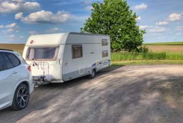 Wohnmobil mieten in Frohburg von privat | Bürstner Familytime