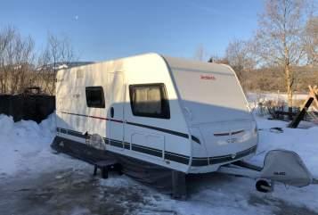 Wohnmobil mieten in Erzhausen von privat | Dethleffs c'go! 495 QSK