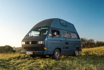 Wohnmobil mieten in Dresden von privat | Volkswagen Ferdinand