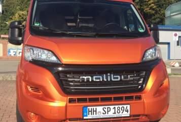 Wohnmobil mieten in Hamburg von privat | Carthago Goldi
