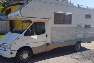 Wohnmobil mieten in Wedemark von privat | Ford Familienkreuzer
